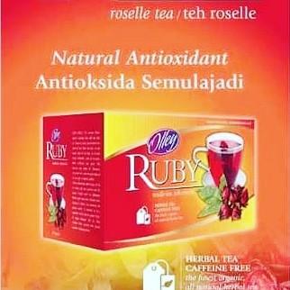 ROSELLE TEA 玫瑰茄茶