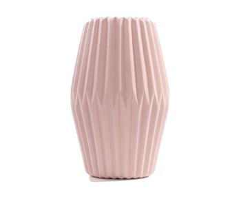 Ribbed Vase 22cm