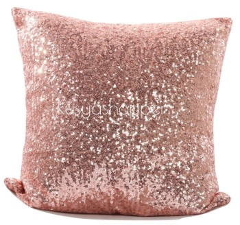 Sequin Cushion Cover 45x45cm