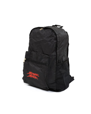 BUDAK BAEK FOLDABLE BACKPACK - BLACK