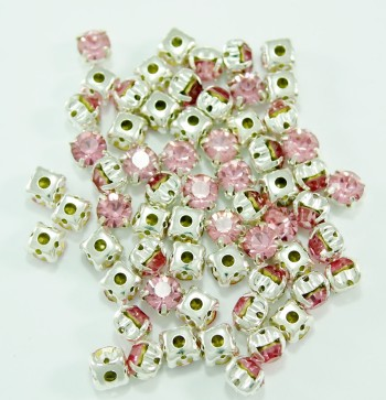 SS 34 montees - Light Rose B13  ( 100 pcs )