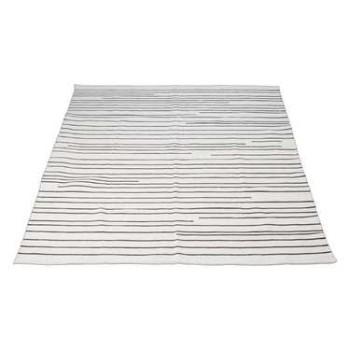 Line Cotton Rug