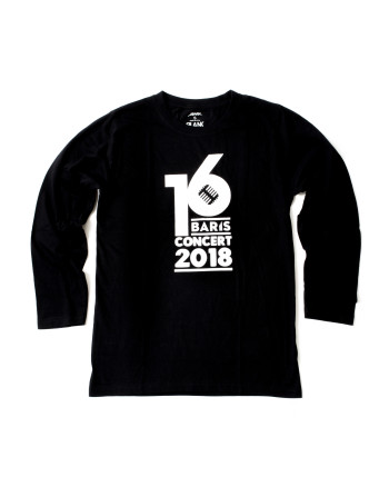 16 BARIS TSHIRT BIG LOGO - LONG SLEEVE