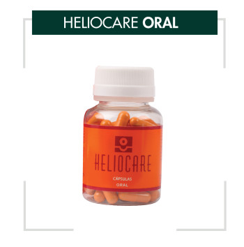 Heliocare Oral Capsules - Dermalene Skin, Hair & Nails