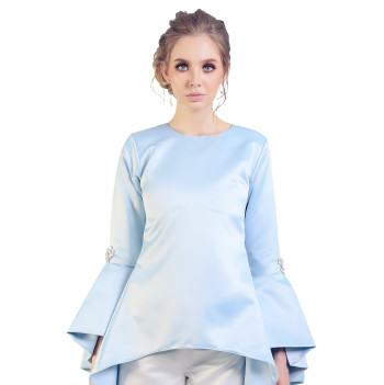 Alexa Slay Blue
