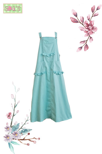 BELLE OVERALL IN TOSCA