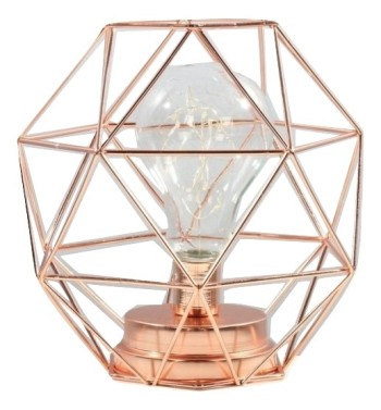 Copper Wire Lamp and LED Wire Bulb