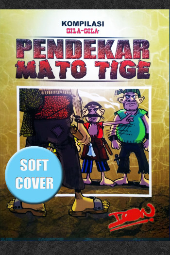 PENDEKAR MATO TIGE (SOFT COVER)