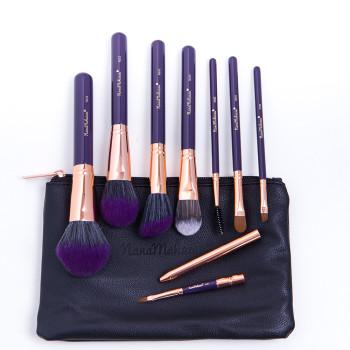 8pcs Make Up Brush By Nana Mahazan