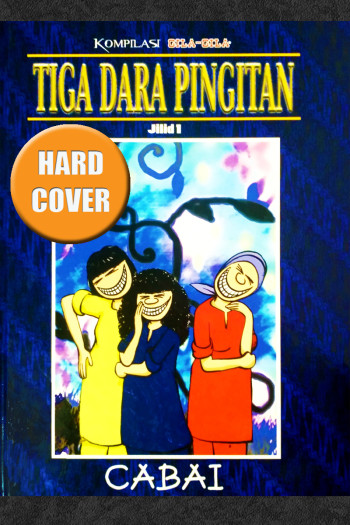 TIGA DARA PINGITAN - JILID 1 (HARD COVER)