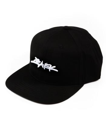 BAEK CAP SNAPBACK - BLACK