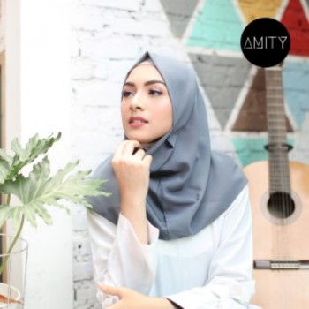 AMITY MIDI SQUARE INSTANT DARK GREY