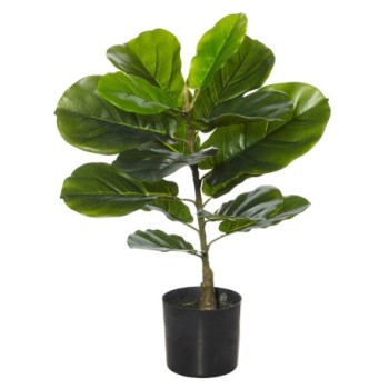 Artificial Fiddle Fig Leaf 60cm