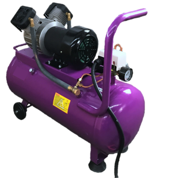 TWO STAR 220V AC Oil Free Air Compressor with 50 liters tank - Co