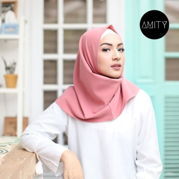 AMITY MIDI SQUARE INSTANT DUSTY ROSE