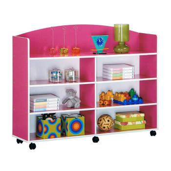Economy Multi-Purpose Storage Shelf with Castors