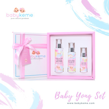 Baby Yong Set (Girl)