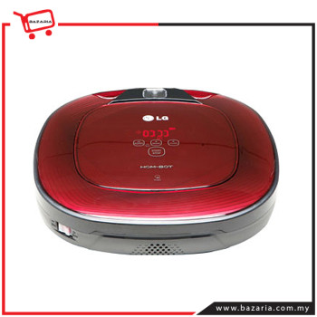 LG TURBO ROBOT VACUUM CLEANER VR6570LVM