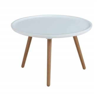 Scandi Round Coffee Table 80cm