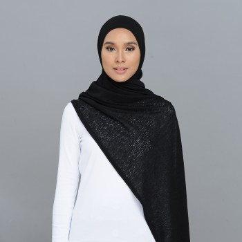 Kate Scarf Black