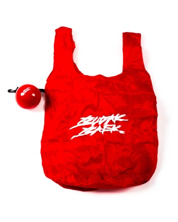 BUDAK BAEK BALL BAG - RED