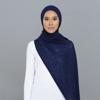 Kate Scarf Navy Blue