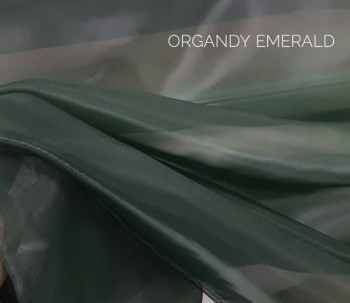 Organdy Emerald ( 50 )