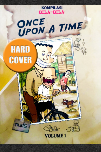 ONCE UPON A TIME (HARD COVER)