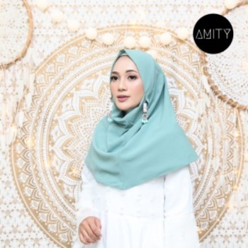 AMITY LONG SQUARE INSTANT BERYLGREEN
