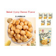 HPG Baked Corn Cheese Flavour 60g - Lumut Crackers