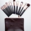 15pcs Professional Make Up Brush by Nana Mahazan - Nana Mahazan Beauty