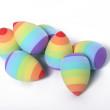 Rainbow MakeUp Sponge by Nana Mahazan - Nana Mahazan Beauty