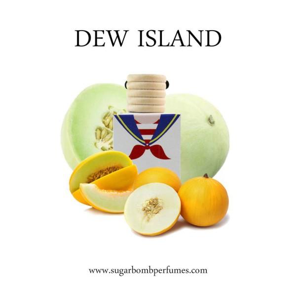 Dew Island Indoor Perfume - Sugarbomb Perfumes