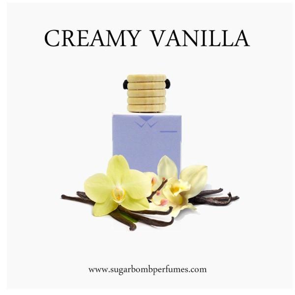 Creamy Vanilla Indoor Perfume  - Sugarbomb Perfumes