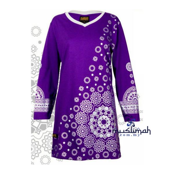 HR05 PURPLE - Muslimah.com.my - Muslimah Online Shopping