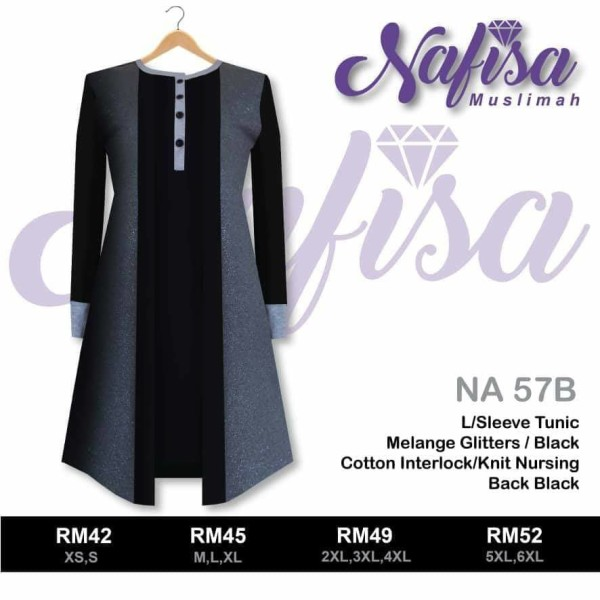 NA57B(2XL TO 4XL)      - Doabonda