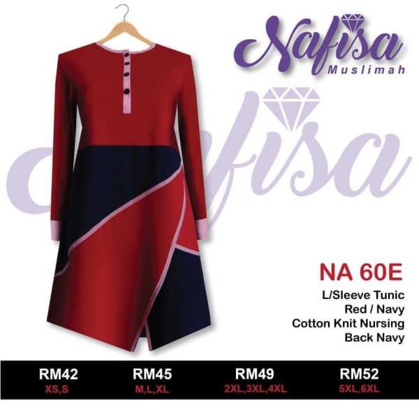 NA60E (2XL,3XL,4XL)       - Doabonda