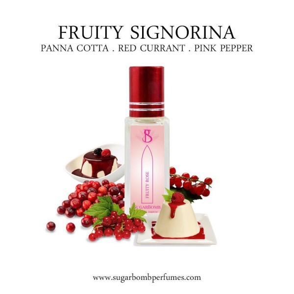 Fruity Signorina EDP 8 ml     - Sugarbomb Perfumes