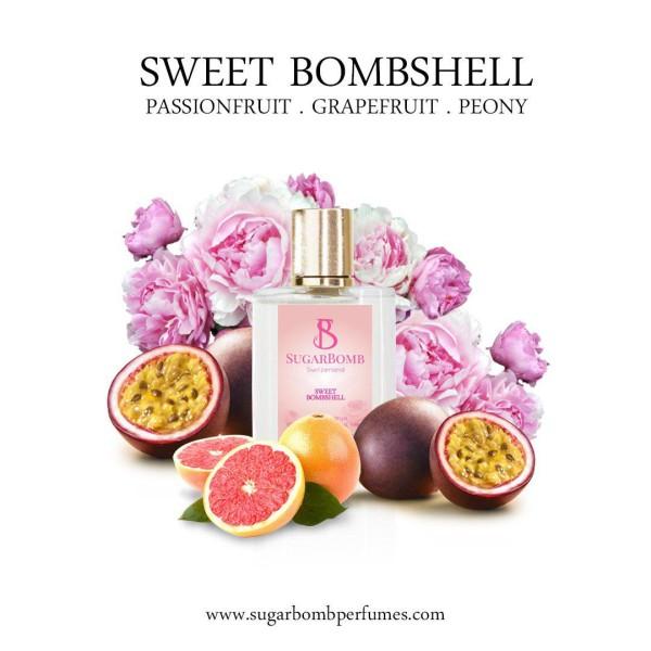 Sweet Bombshell EDP 30 ml - Sugarbomb Perfumes