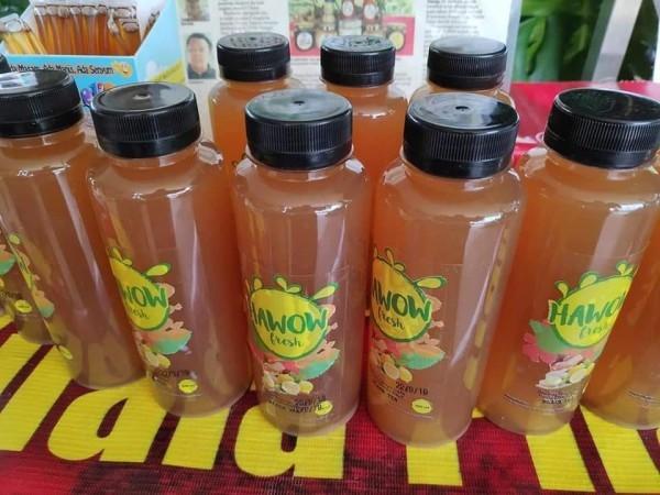 GINGER JUICE BENTONG 姜汁 - doubletraders