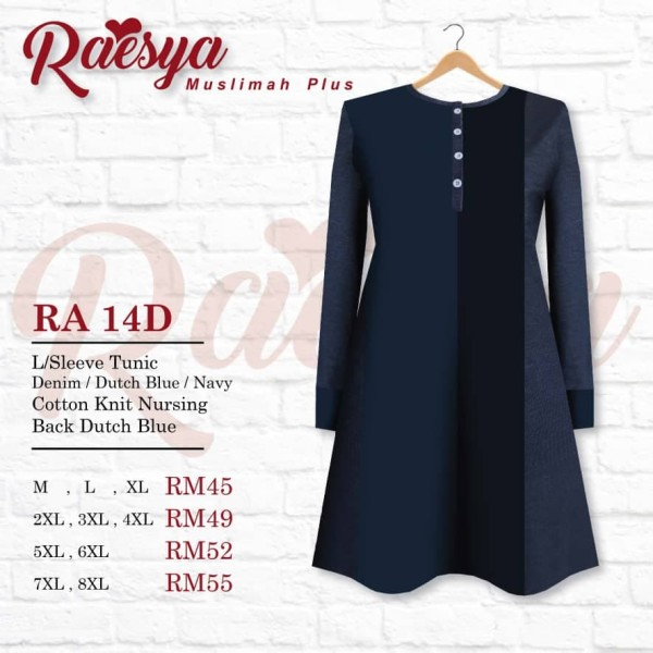RA14D (7XL-8XL)          - Doabonda