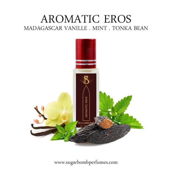 Aromatic Eros EDP 8 ml   - Sugarbomb Perfumes