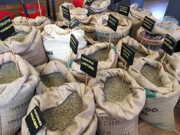 GREEN COFFEE 生咖啡 - doubletraders