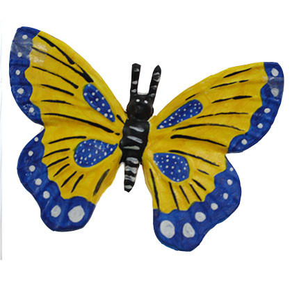 Paper Mache - Butterfly  - Kidcited Learning Store