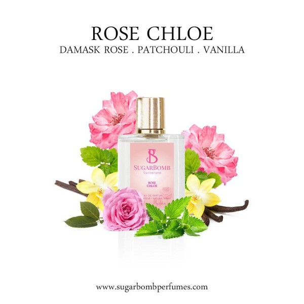 Rose Chloe EDP 30 ml  - Sugarbomb Perfumes