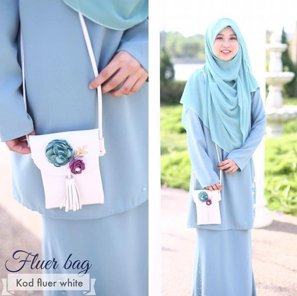 FLUER BAG - Wardatul Baydha Hijab