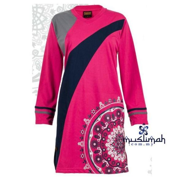 HR07 MAGENTA - Muslimah.com.my - Muslimah Online Shopping