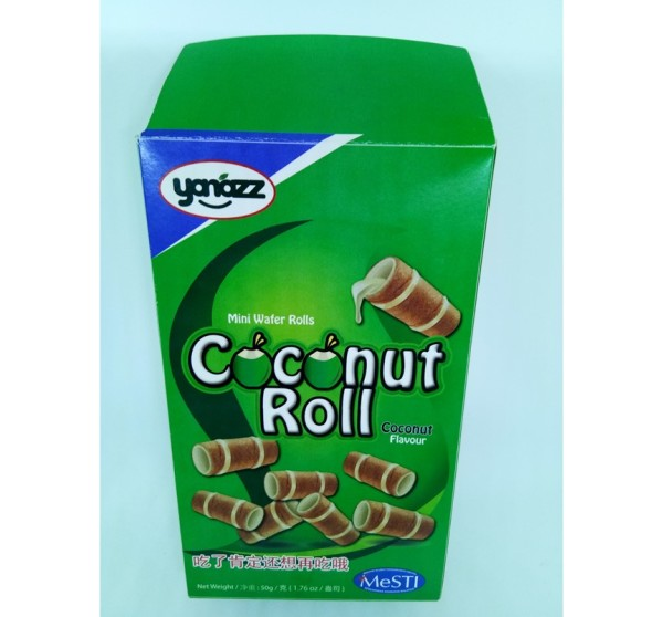 COCONUT ROLL - doubletraders