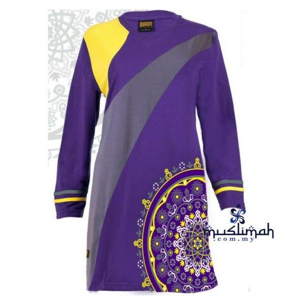HR07 PURPLE - Muslimah.com.my - Muslimah Online Shopping