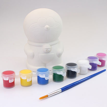 Ceramic Coin Bank (L) - Doremon - Kidcited Learning Store